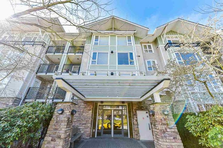 214 7089 MONT ROYAL SQUARE - Champlain Heights Apartment/Condo for sale, 2 Bedrooms (R2464621)