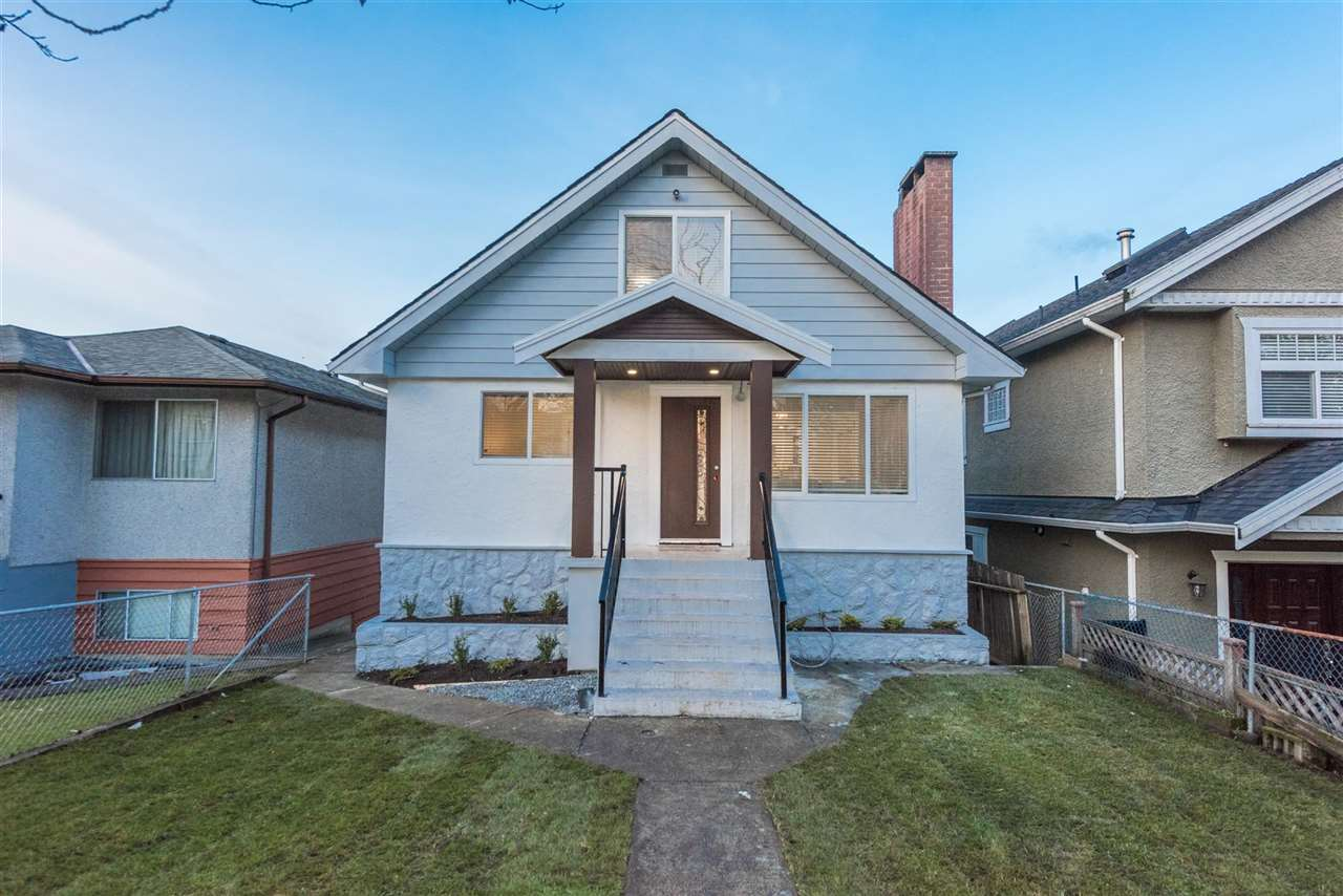 2843 E 20TH AVENUE - Renfrew Heights House/Single Family for sale, 8 Bedrooms (R2464634) - #1