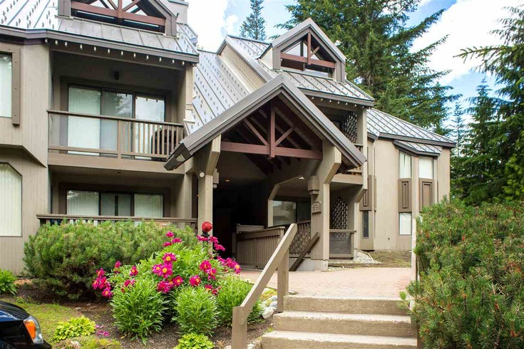 28 4510 BLACKCOMB WAY - Whistler Village Townhouse for sale, 3 Bedrooms (R2465010)