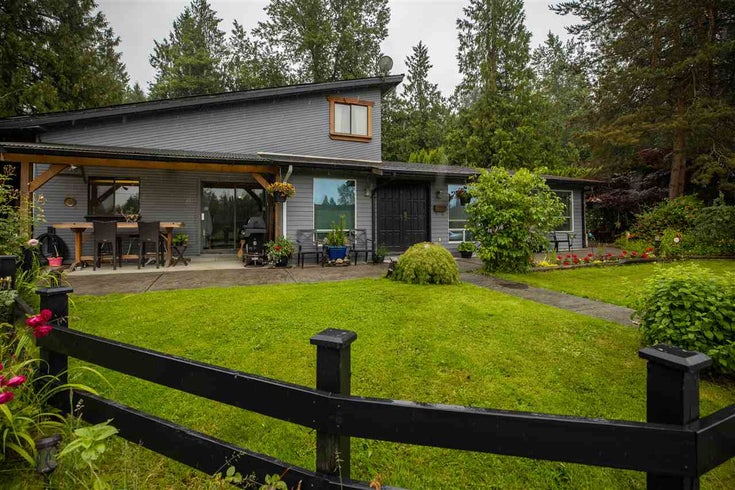 1366 240 STREET - Campbell Valley House with Acreage for sale, 5 Bedrooms (R2465128)