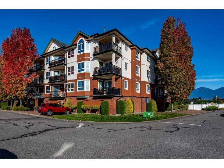 1204 8485 YOUNG ROAD - Chilliwack W Young-Well Apartment/Condo for sale, 1 Bedroom (R2465221)