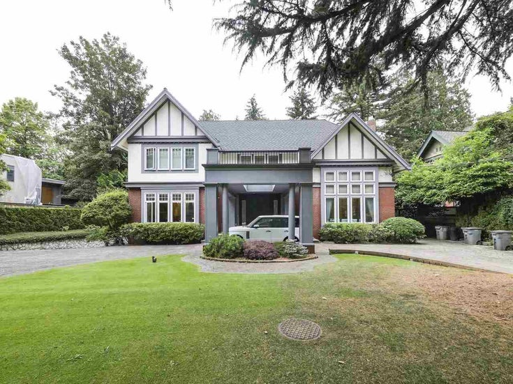1475 MATTHEWS AVENUE - Shaughnessy House/Single Family for sale, 7 Bedrooms (R2465456)