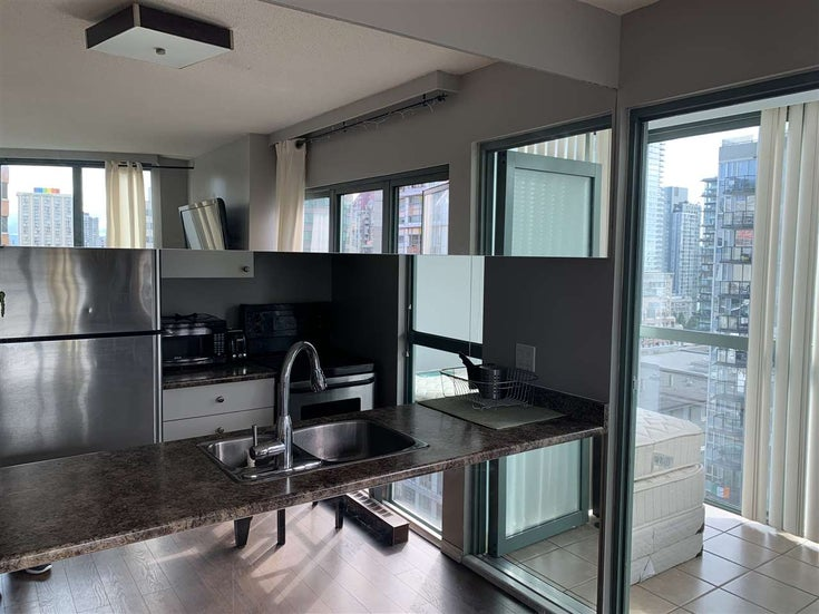 1202 1188 HOWE STREET - Downtown VW Apartment/Condo for sale, 1 Bedroom (R2465878)