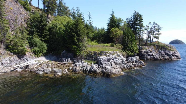 LOT 4 PACKALEN BOULEVARD - Pender Harbour Egmont  for sale(R2465914)