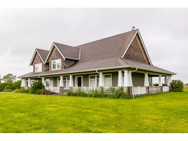 5895 34B AVENUE - Ladner Rural House with Acreage for sale, 3 Bedrooms (R2465918)