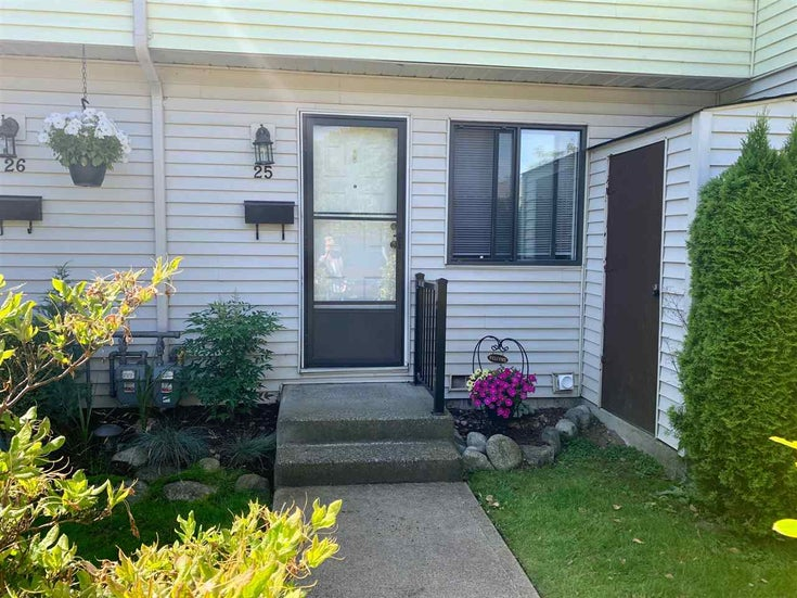 25 5351 200 STREET - Langley City Townhouse for sale, 3 Bedrooms (R2466255)