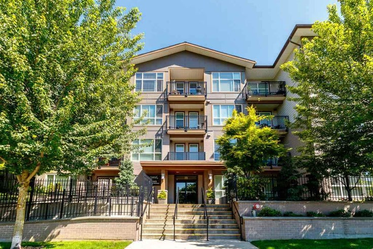 316 2343 ATKINS AVENUE - Central Pt Coquitlam Apartment/Condo for sale, 1 Bedroom (R2466336)