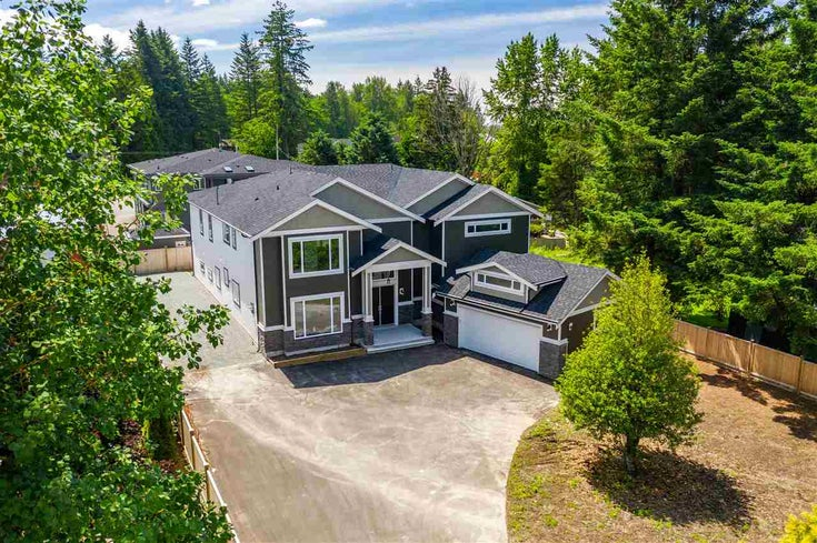 23698 FRASER HIGHWAY - Campbell Valley House/Single Family for sale, 9 Bedrooms (R2466398)