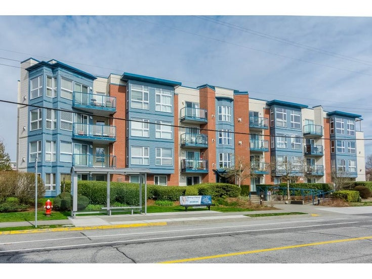 407 20277 53RD AVENUE - Langley City Apartment/Condo for sale, 1 Bedroom (R2466451)