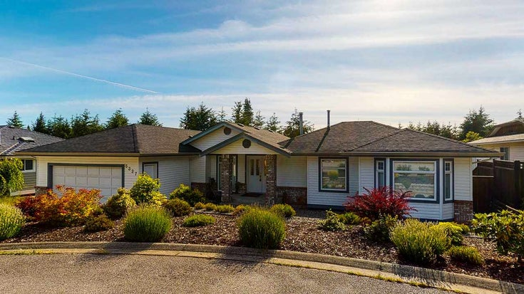 5327 CEDARVIEW PLACE - Sechelt District House/Single Family for sale, 4 Bedrooms (R2466518)