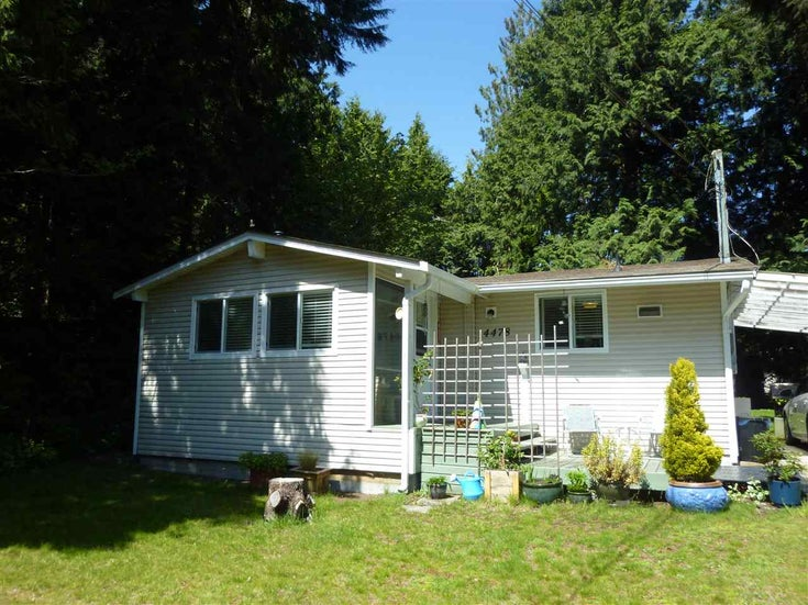 4478 STALASHEN DRIVE - Sechelt District House/Single Family for sale, 2 Bedrooms (R2466558)