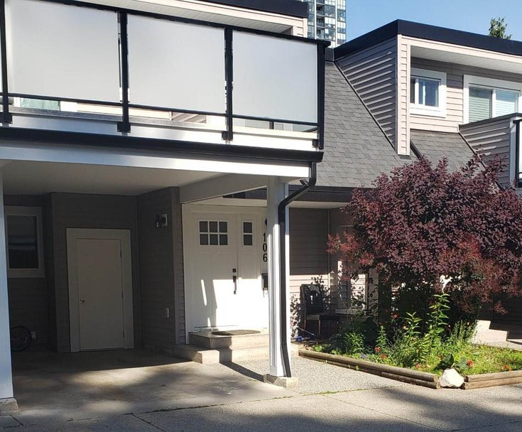 106 32923 BRUNDIGE AVENUE - Central Abbotsford Townhouse for sale, 3 Bedrooms (R2466700)