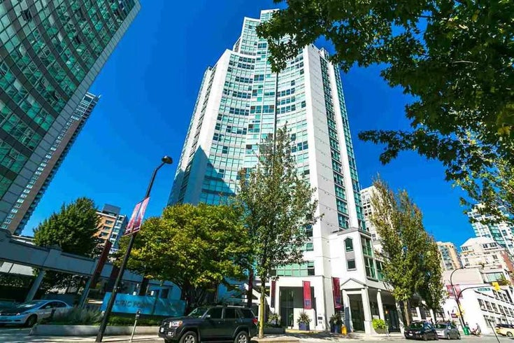 503 1323 HOMER STREET - Yaletown Apartment/Condo for sale, 2 Bedrooms (R2466793)