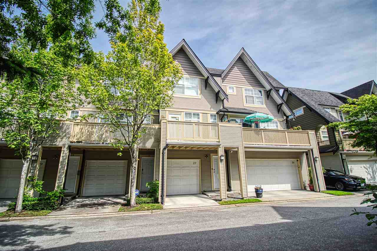 27 3711 ROBSON COURT - Terra Nova Townhouse for sale, 2 Bedrooms (R2466812)