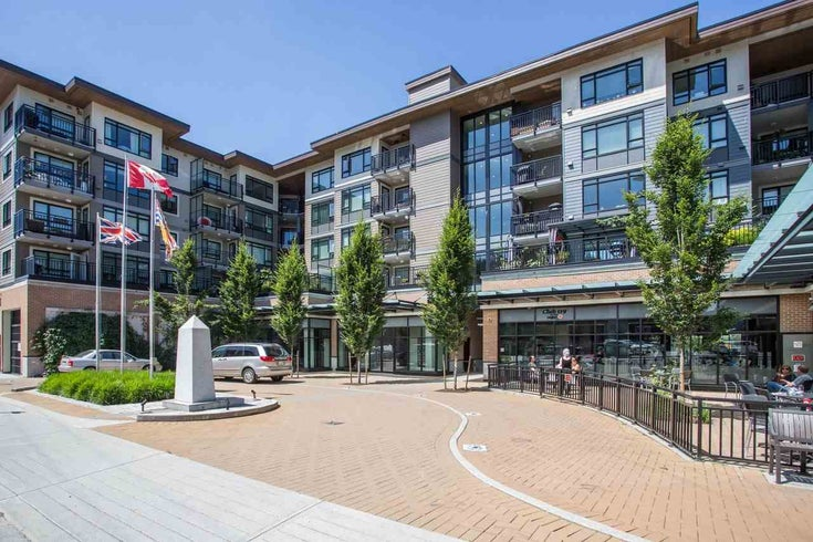 212 2525 CLARKE STREET - Port Moody Centre Apartment/Condo for sale, 2 Bedrooms (R2466975)