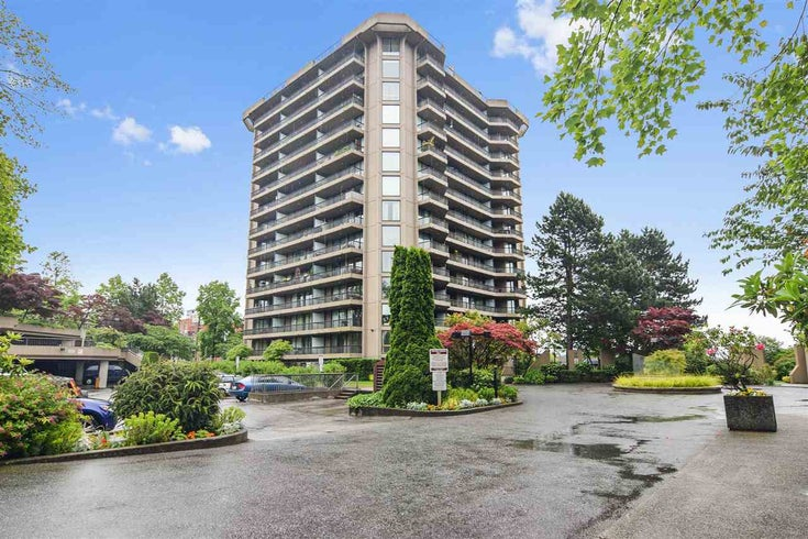 206 3760 ALBERT STREET - Vancouver Heights Apartment/Condo for sale, 2 Bedrooms (R2466987)