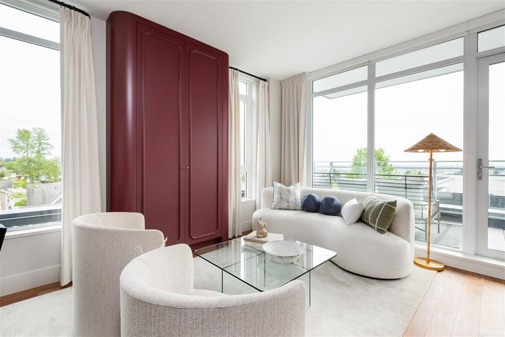 505/506 7428 ALBERTA STREET - South Cambie Apartment/Condo for sale, 3 Bedrooms (R2467034)