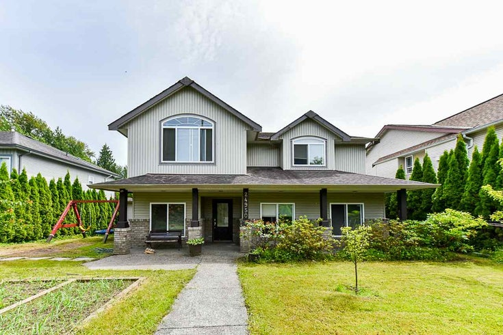 24950 DEWDNEY TRUNK ROAD - Websters Corners House/Single Family for sale, 5 Bedrooms (R2467424)