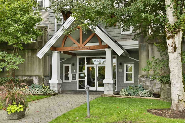 205 1432 PARKWAY BOULEVARD - Westwood Plateau Apartment/Condo for sale, 2 Bedrooms (R2467426)