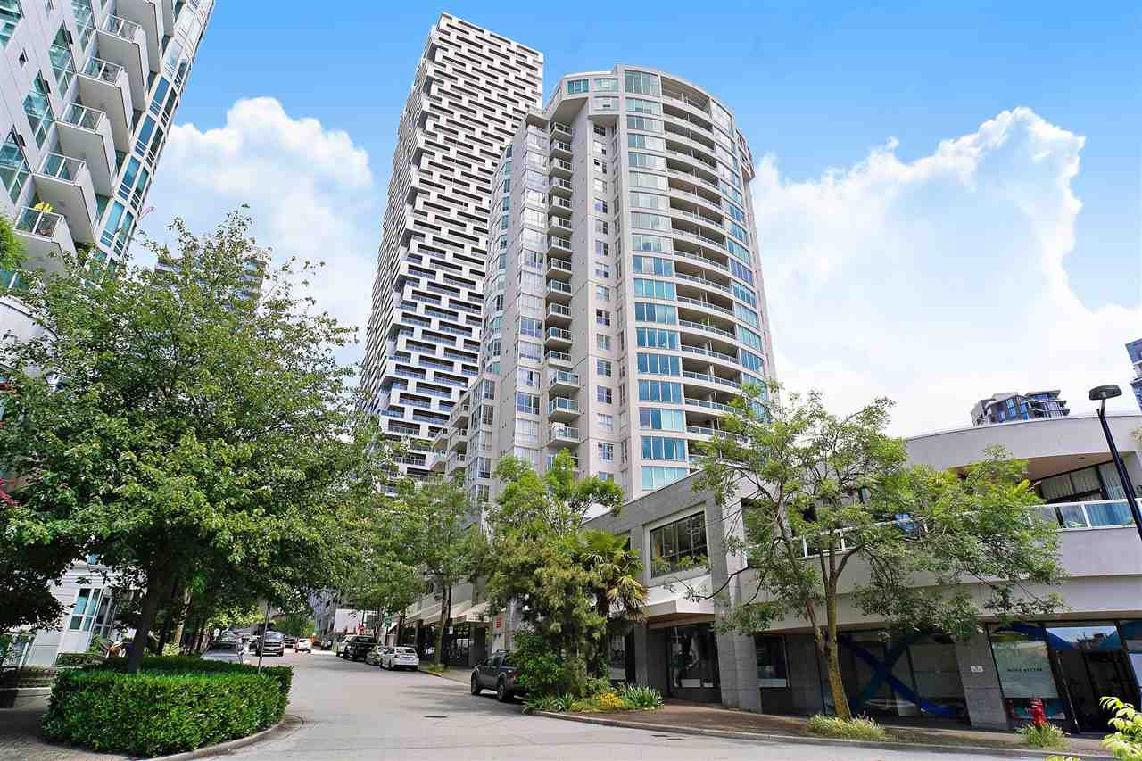 407 1500 HOWE STREET - Yaletown Apartment/Condo for sale, 1 Bedroom (R2467509) - #1