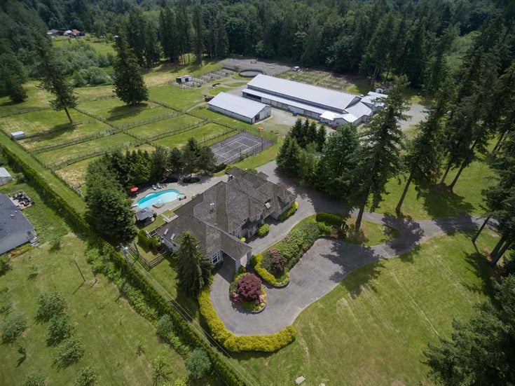 1220 232 STREET - Campbell Valley House with Acreage for sale, 7 Bedrooms (R2467549)