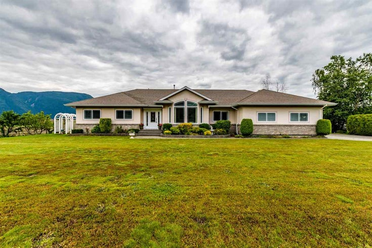 41205 NO.4 ROAD - Sumas Prairie House with Acreage for sale, 3 Bedrooms (R2467603)