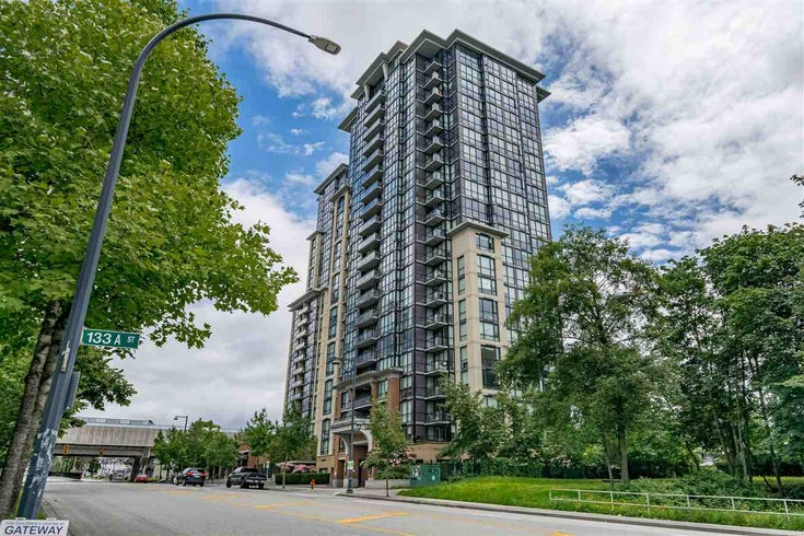1701 13380 108 AVENUE - Whalley Apartment/Condo for sale, 1 Bedroom (R2467708)