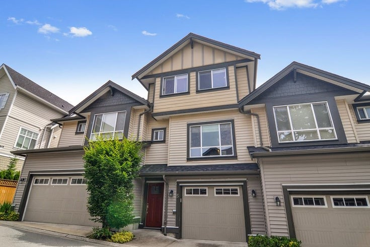 #5 19938 70 AVENUE - Willoughby Heights Townhouse for sale, 3 Bedrooms (R2467793)