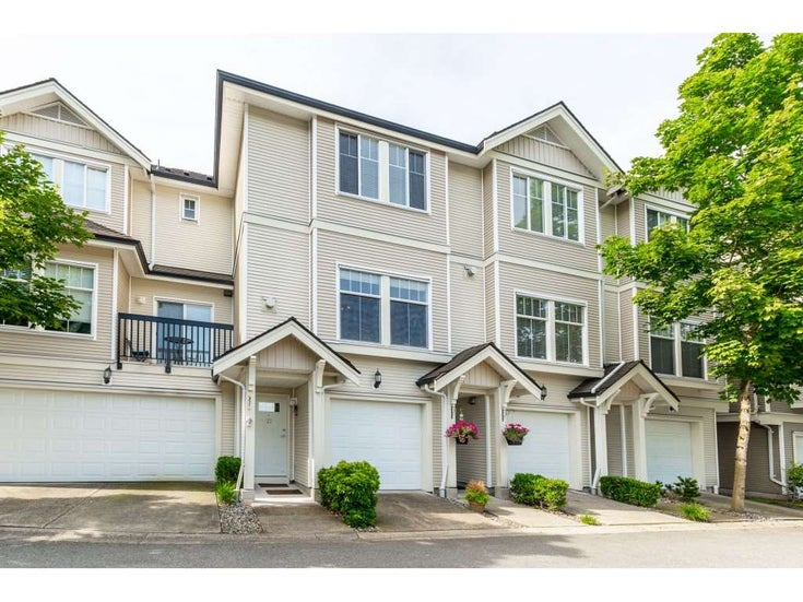 27 21535 88 AVENUE - Walnut Grove Townhouse for sale, 3 Bedrooms (R2467866)