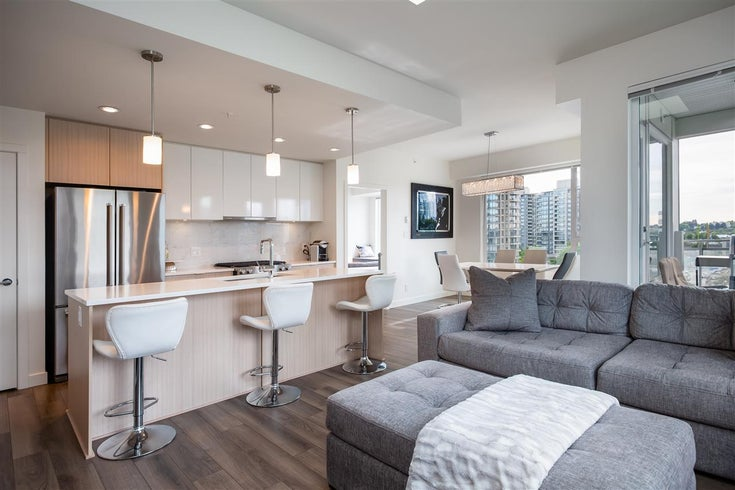 602 2188 MADISON AVENUE - Brentwood Park Apartment/Condo for sale, 2 Bedrooms (R2467995)