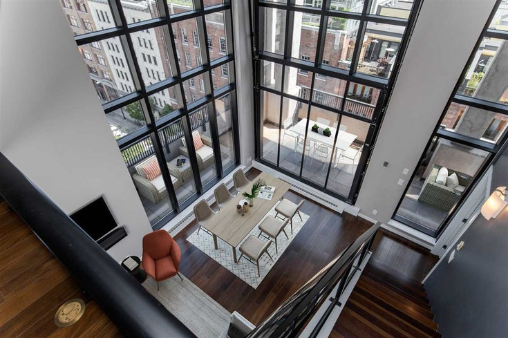 PH 703 531 BEATTY STREET - Downtown VW Apartment/Condo for sale, 2 Bedrooms (R2468025)