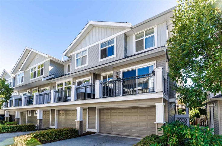 40 20449 66 AVENUE - Willoughby Heights Townhouse for sale, 3 Bedrooms (R2468038)