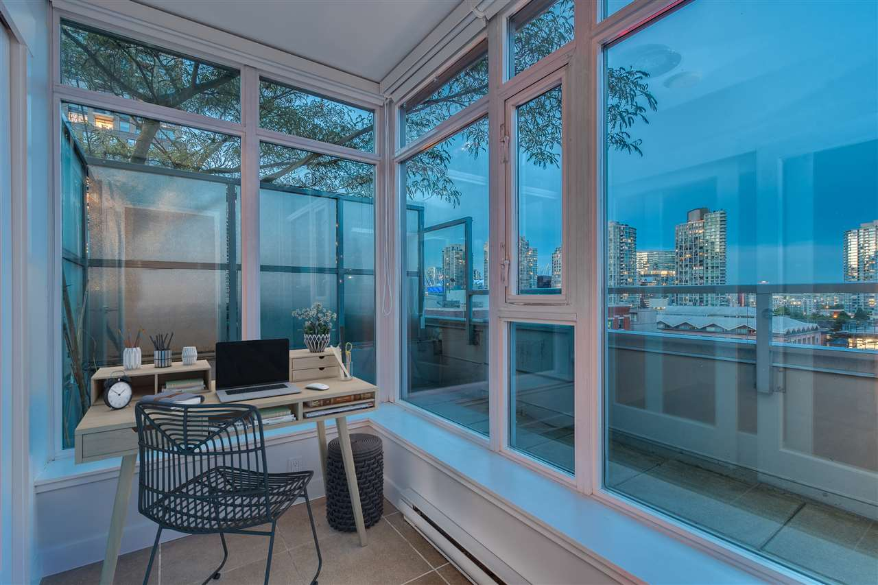 706 1133 HOMER STREET - Yaletown Apartment/Condo for sale, 2 Bedrooms (R2468082) - #4