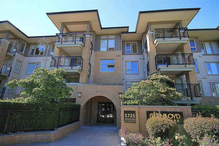 310 5725 AGRONOMY ROAD - University VW Apartment/Condo for sale, 1 Bedroom (R2468117)