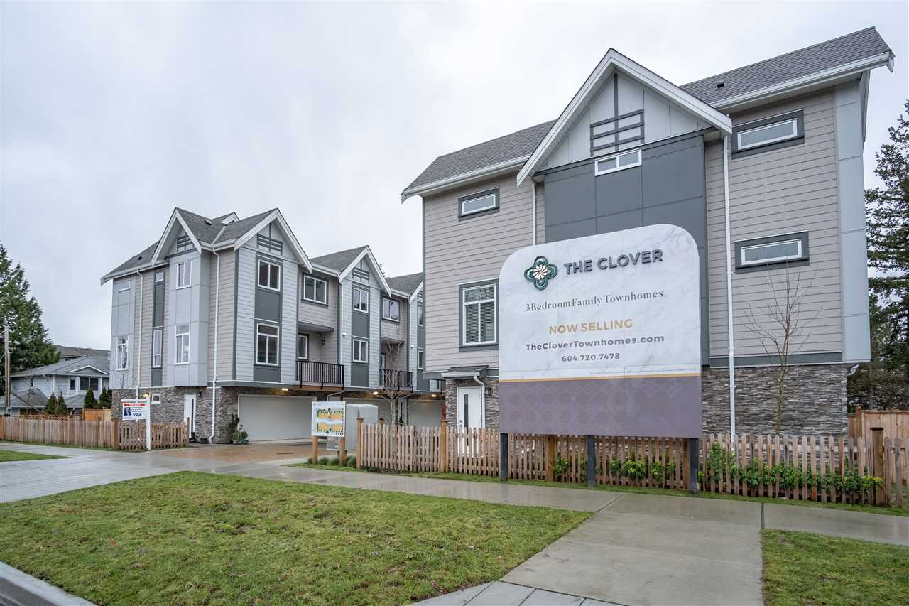 7 5945 177B STREET - Cloverdale BC Townhouse for sale, 3 Bedrooms (R2468231)