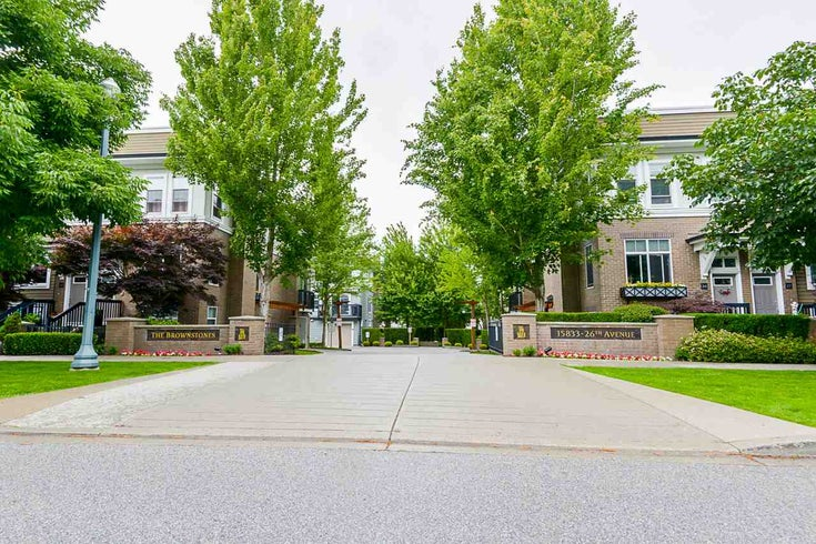 73 15833 26 AVENUE - Grandview Surrey Townhouse for sale, 3 Bedrooms (R2468235)