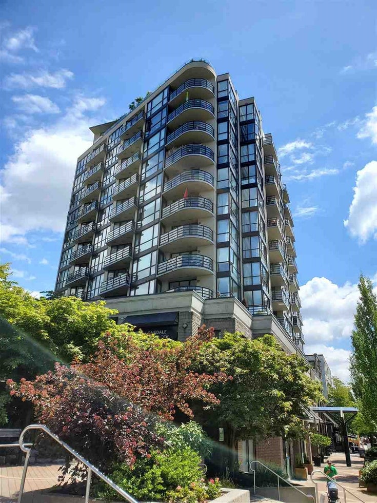 402 124 W 1ST STREET - Lower Lonsdale Apartment/Condo for sale, 2 Bedrooms (R2468324)