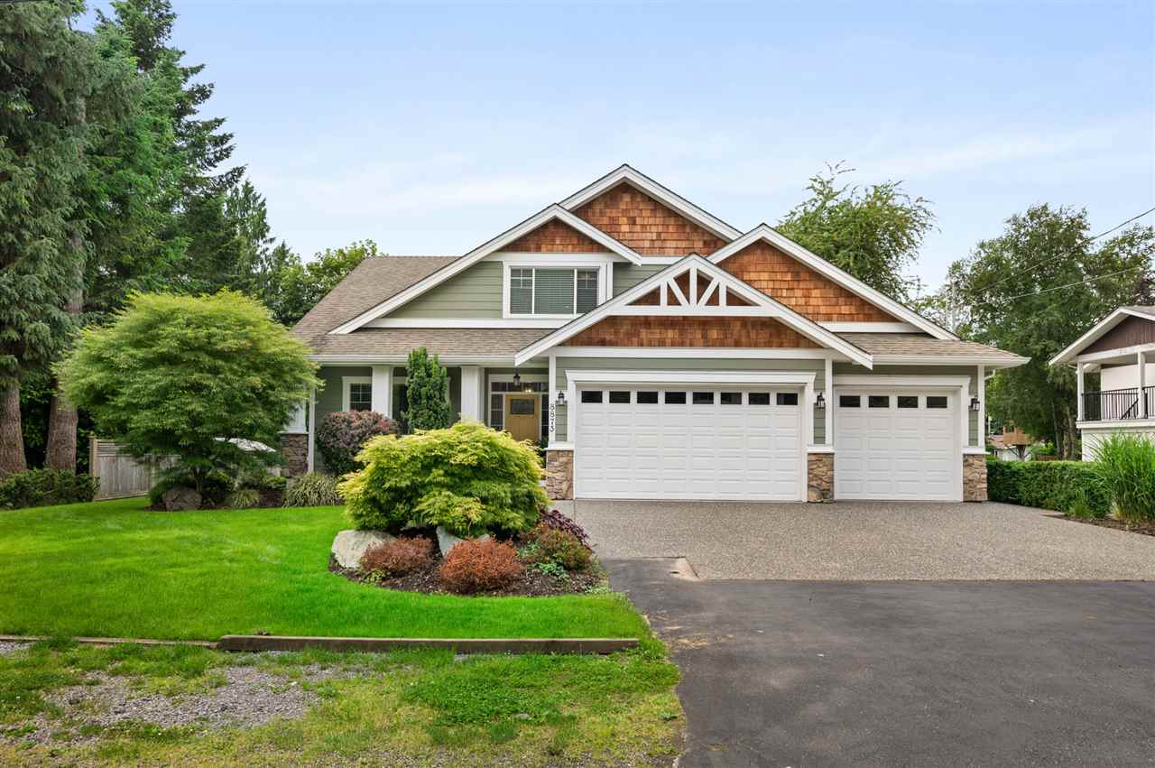 8873 TRATTLE STREET - Fort Langley House/Single Family for sale, 6 Bedrooms (R2468493) - #1