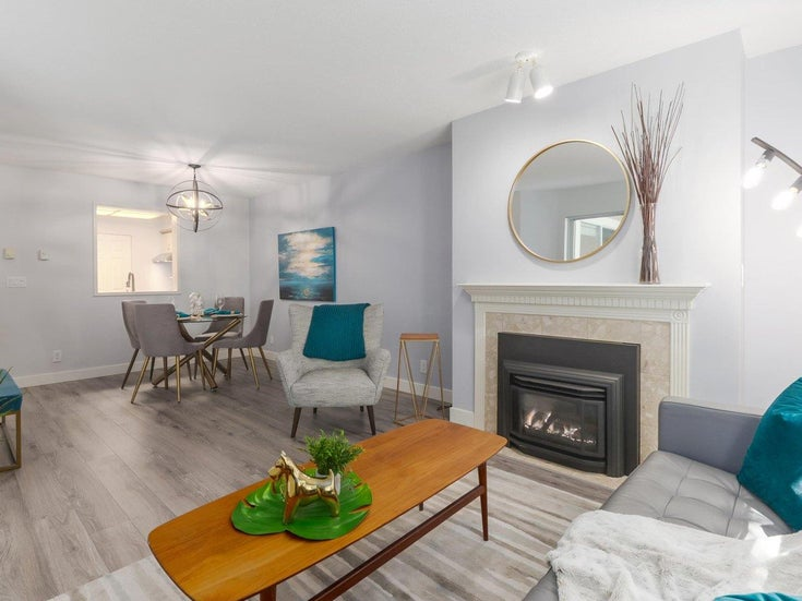 107 6860 RUMBLE STREET - South Slope Apartment/Condo for sale, 1 Bedroom (R2468503)