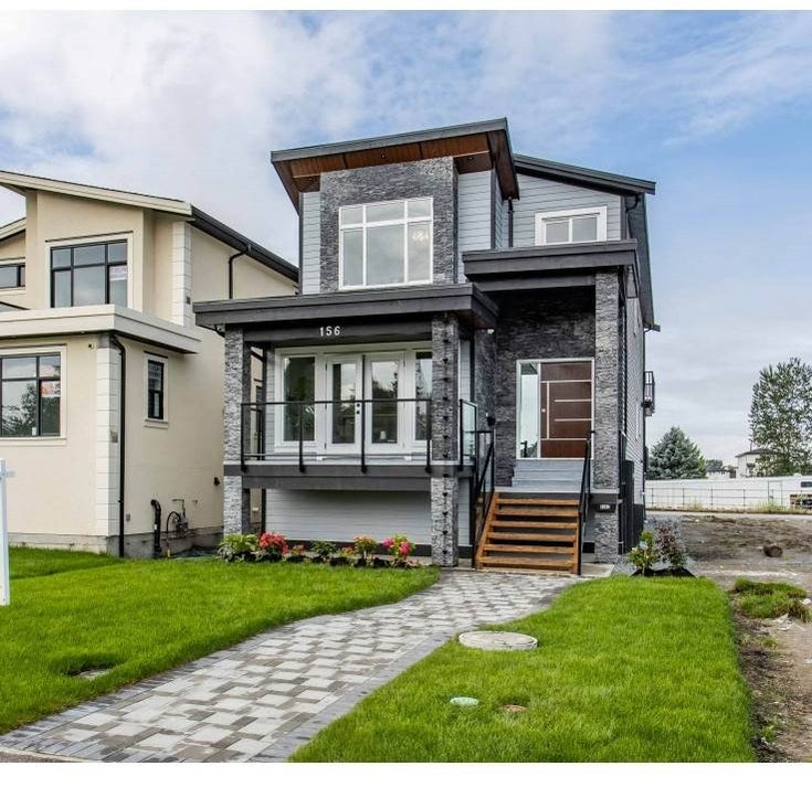 156 HOWES STREET - Queensborough House/Single Family for sale, 7 Bedrooms (R2468582)