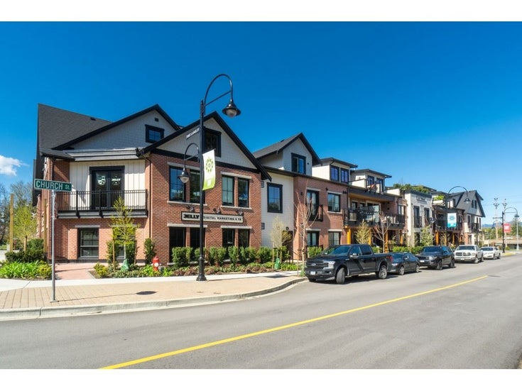 205 23189 FRANCIS AVENUE - Fort Langley Apartment/Condo for sale, 2 Bedrooms (R2468913)