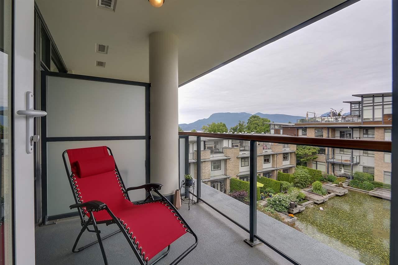 405 5989 IONA DRIVE - University VW Apartment/Condo for sale, 1 Bedroom (R2468918) - #22