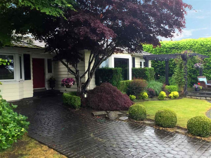 13975 MARINE DRIVE - White Rock House/Single Family for sale, 4 Bedrooms (R2468970)