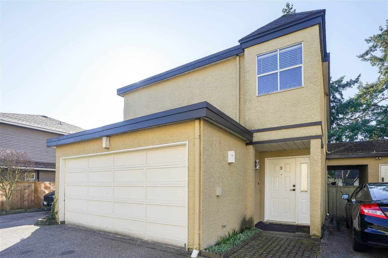 9 8480 BLUNDELL ROAD - Garden City Townhouse for sale, 3 Bedrooms (R2468981)