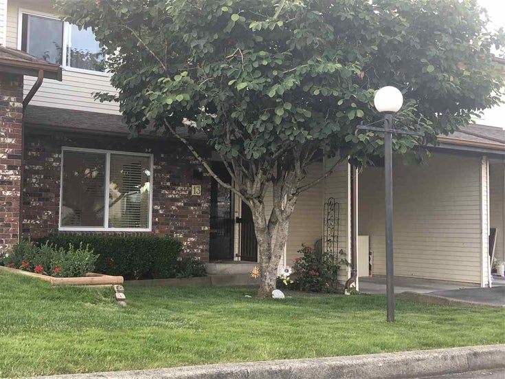 13 33951 MARSHALL ROAD - Central Abbotsford Townhouse for sale, 4 Bedrooms (R2469016)