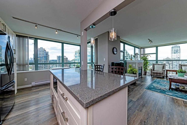 2203 4380 HALIFAX STREET - Brentwood Park Apartment/Condo for sale, 2 Bedrooms (R2469039)