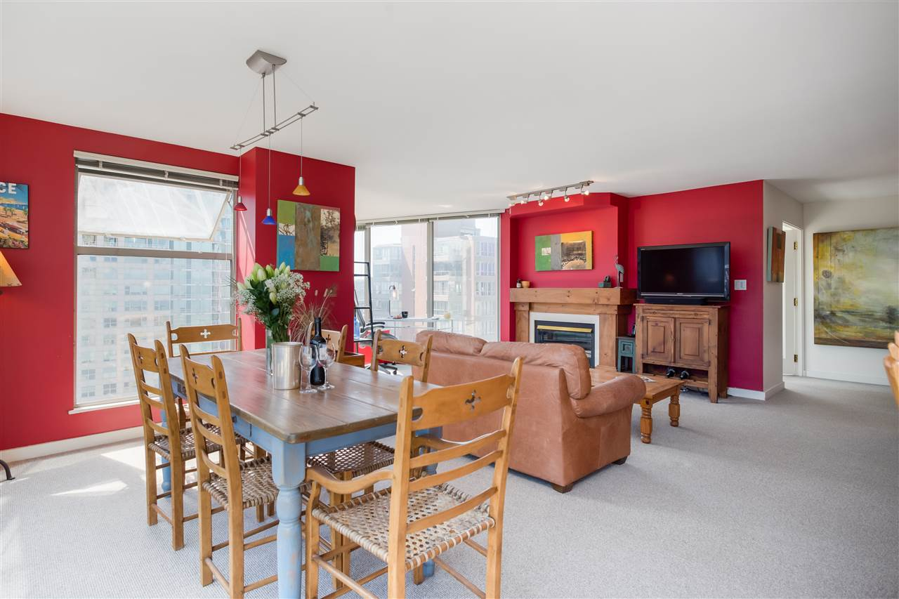 1401 1000 BEACH AVENUE - Yaletown Apartment/Condo for sale, 2 Bedrooms (R2469143) - #10