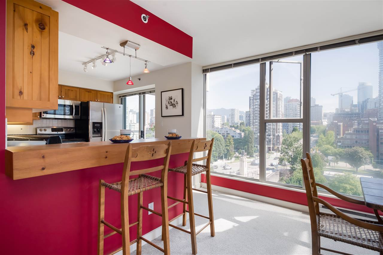 1401 1000 BEACH AVENUE - Yaletown Apartment/Condo for sale, 2 Bedrooms (R2469143) - #16