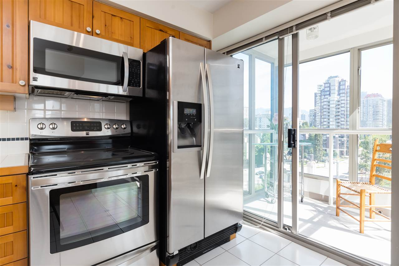 1401 1000 BEACH AVENUE - Yaletown Apartment/Condo for sale, 2 Bedrooms (R2469143) - #19