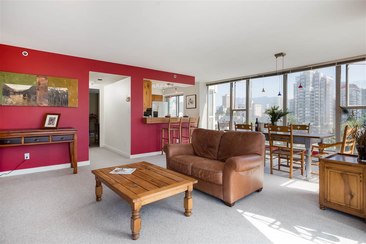 1401 1000 BEACH AVENUE - Yaletown Apartment/Condo for sale, 2 Bedrooms (R2469143) - #2